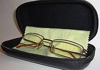 Компьютерные очки Matsuda (без диоптрий) В комплекте футляр, салфетка для линз.