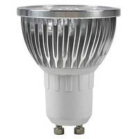Led точечные лампы Oasisled GU10 5w (=40w), 220V холодный свет