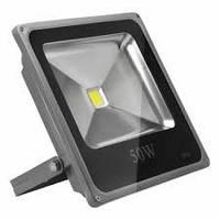 Светодиодные прожектора 50 вт LedEX slim, 4500lm, 6500К Standard холодный свет