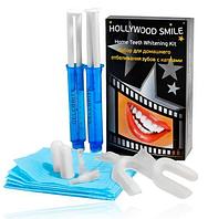 Набор для домашнего отбеливания с капами Hollywood Smile teeth whitening home kit