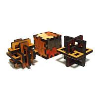 Набор 3D-головоломок «Профи»