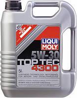 "Моторное масло Top Tec 4300 5W-30 5L ""Ликви моли"" Германия"