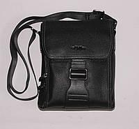 Мужская кожаная сумочка H*T 7842-4
