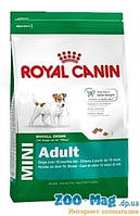 Royal Canin Mini Adult (роял канин сухой корм для собак от 10 мес. до 8 лет) 8кг