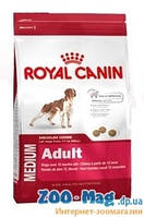 Royal Canin Medium Adult  (роял канин сухой корм для собак от 12 мес. до 7 лет) 15кг
