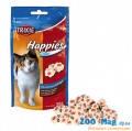 4268 Витаминизированные лакомства для кошек  с лососем и дичью Трикси