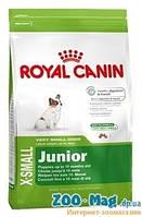 Royal Canin X Small Junior (роял канин сухой корм для щенков от 2 до 10 месяцев) 0,5кг