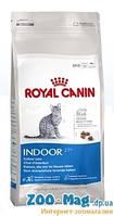 Royal Canin Indoor 27 (роял канин сухой корм для кошек постоянно хивущих в помещении от 1 до 10лет) 0,4 кг