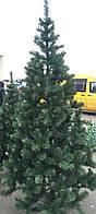 Елка искусственная европейская 250см, иголки леска ПВХ Италия,Подарок 10 пачек бенгальских огней