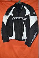 Мотокуртка текстильная с защитой и вентиляцией Alpinestars TG P PLUS JACKET  XXL