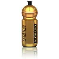 Спортивные бутылки Nutrend золотой металлик 500 ml