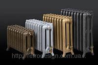 Чугунные радиаторы в старинном стиле Retro дизайн