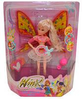 Стелла - Кукла Фея Винкс (Winx) - музыкальная, светятся крылышки