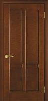 Межкомнатная дверь Классик каштан Новая классика