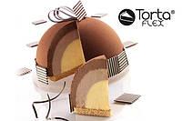 Силиконовая форма для десертов Silikomart, ZUC160 (Италия) (04442)