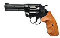 """Револьвер под патрон Флобера Snipe 4"""" (рукоять бук)"""
