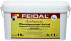 "Рельефная штукатурка ""Wandspachtel Relief"" 16 кг"