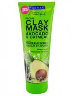 Глиняная маска Авокадо, Овсяная мука 150мл