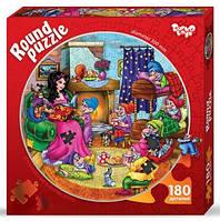 Круговые пазлы для детей (Round Puzzle) - необычная развивающая игрушка для детей