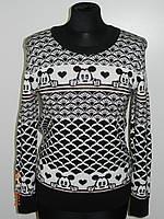 Женский свитер с Микки La Rue 2180 Турция размер М