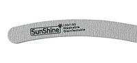 _ SunShine Пилка 100/180 бумеранг, зебра