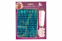 _ Набор для стемпинга Stamping Nail Art