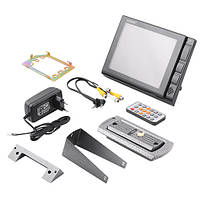 Видео домофон для квартиры/дома 806 R2, SD карта памяти, дистанционное управление