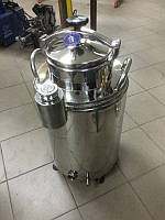Испарительный куб на 50 литров (косвенный нагрев)