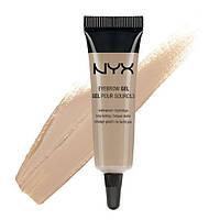 Гель для бровей NYX Eyebrow Gel 01 Blonde