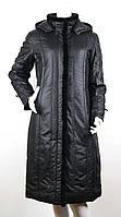 Пальто женское утепленное с мехом Afina Goddess 1821