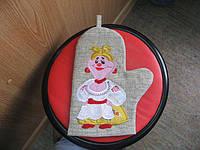 Подарочные наборы для кухни с украинской символикой