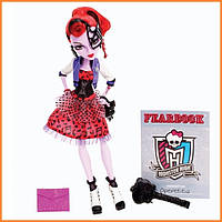 Кукла Monster High Оперетта (Operetta) из серии Picture Day Монстр Хай