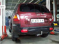 Фаркоп Hyundai Santa Fe  2001-2006 г.в. (Санта Фе)