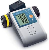 Тонометр LD-3а автомат на плечо с блоком питания в комплекте. увеличенная манжета от 25 до 36 см.