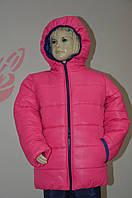 Зимняя куртка на девочку № 9601 (рост 98, 104, 110)