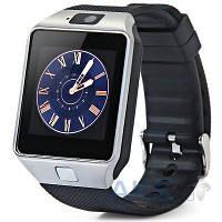 Умные часы SmartWatch DZ09 Silver
