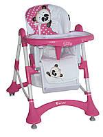 Стульчик для кормления Bertoni ELITE ELITE Pink Panda