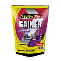 Гейнер Gainer 1 кг от Power Pro