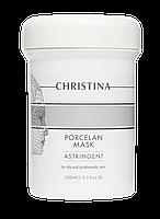 """Поросуживающая маска """"Порцелан"""" для жирной и пробл кожи Christina Porcelan Astrigent Porcelan Mask, 250мл"""