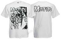 MISFITS - Pushead Reverse - рок-футболка (фирм.)