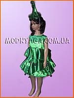 Новогоднее Платье елочки - новорічне плаття ялинка