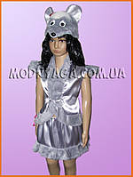 Детский костюм Мышки для девочек - костюм Мишеня