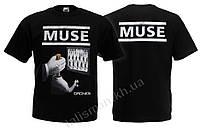 MUSE - Drones - рок-футболка (фирм.)