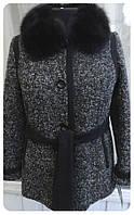 Пальто женское зимнее Almatti модель З-105