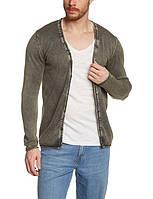 Мужской пуловер кардиган Maneet от Solid (дания) в размере XL