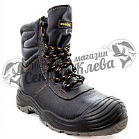 Ботинки зимние на меху   BCW REIS  BLACK