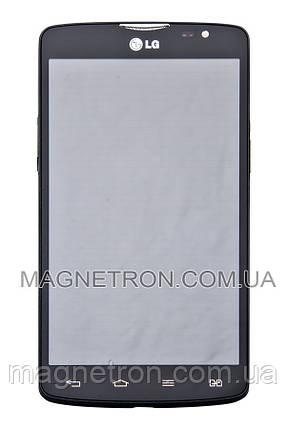 Дисплей с тачскрином и корпусом для телефона LG D385 L80, фото 2