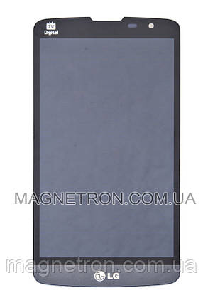 Дисплей с тачскрином для мобильного телефона LG D380 L80 L Bello, фото 2