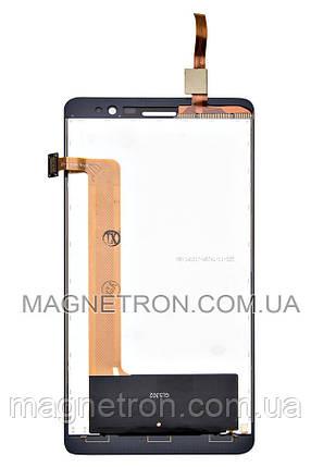 Дисплей с тачскрином #MCF-053-1175-V3 для мобильного телефона Lenovo S860, фото 2