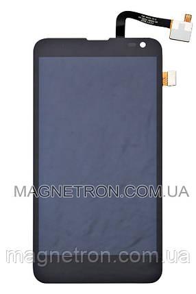 Дисплей с тачскрином #DJW-W450-V4.0 для мобильного телефона FLY IQ4514, фото 2